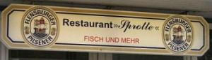 "Restaurant ""Sprotte"""