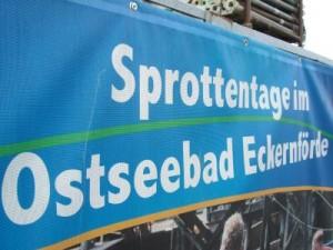 Sprottentage im Ostseebad Eckernförde