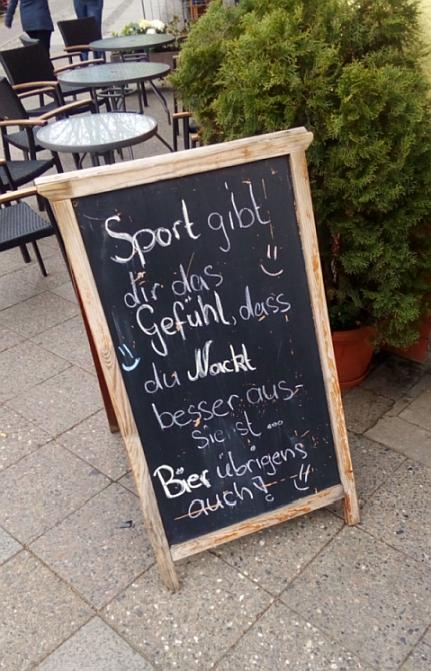 """Die """"Weisheit"""" Berliner Wirte"""